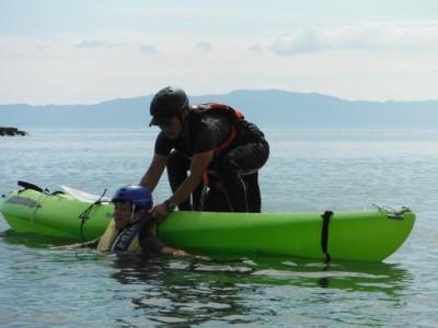 沈起こしや溺者引き上げなど、実践に結びつく内容です