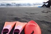 ボディーサーフィンはこの夏のヒットでした