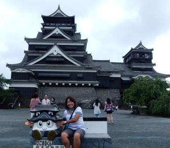 歴史に疎い私ですが、熊本城を見学